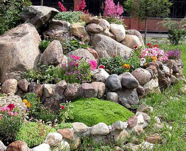 landscaping with rocks2