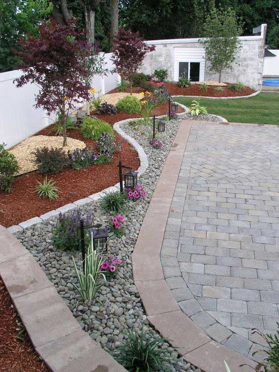 low water landscaping ideas