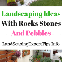 Landscaping Ideas With Rocks Stones And Pebbles