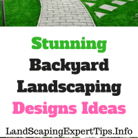 backyard landscaping designs ideas