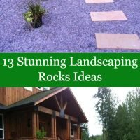 13 Stunning Landscaping Rocks Ideas