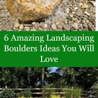 6 Amazing Landscaping Boulders Ideas You Will Love