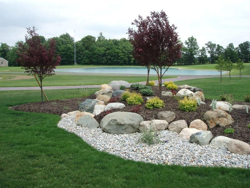 Landscaping Boulders Ideas